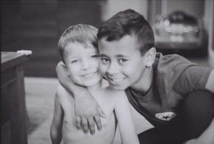 My two boys